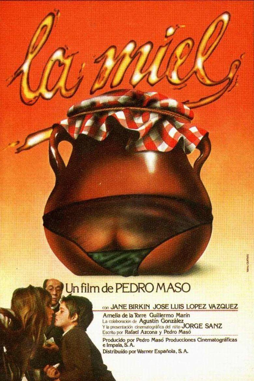 La miel Poster