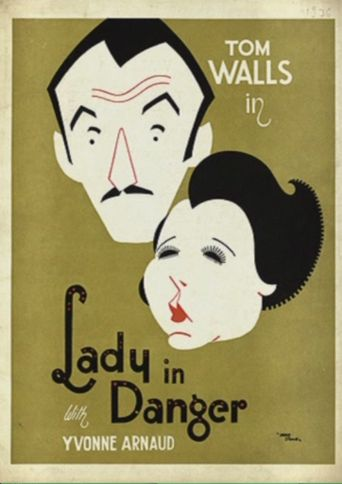Lady in Danger Poster