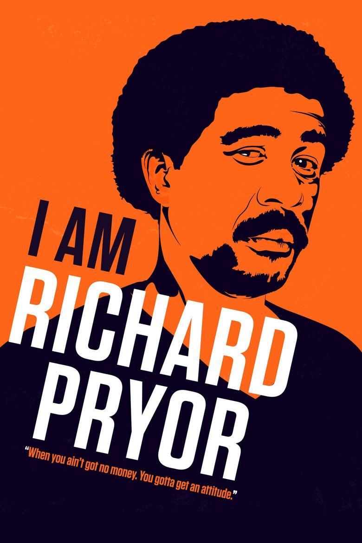 I Am Richard Pryor Poster