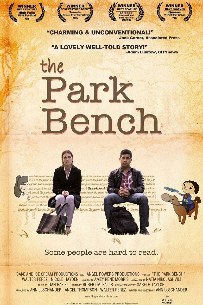 Watch The Park Bench