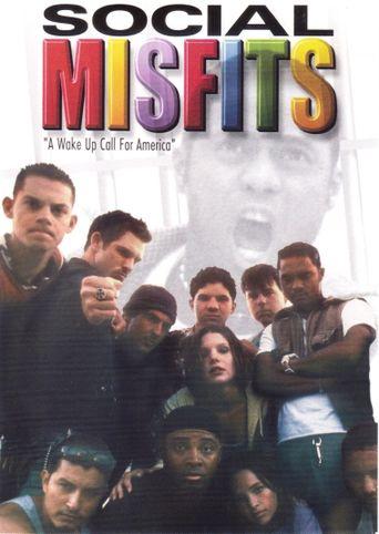 Social Misfits Poster