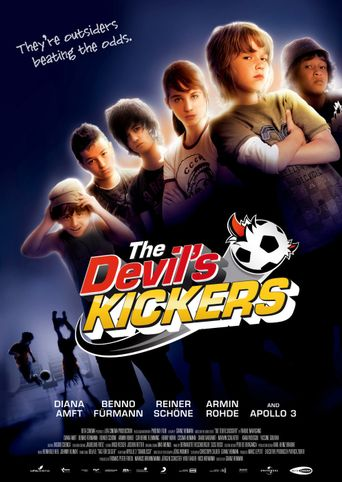 The Devil's Kickers Poster
