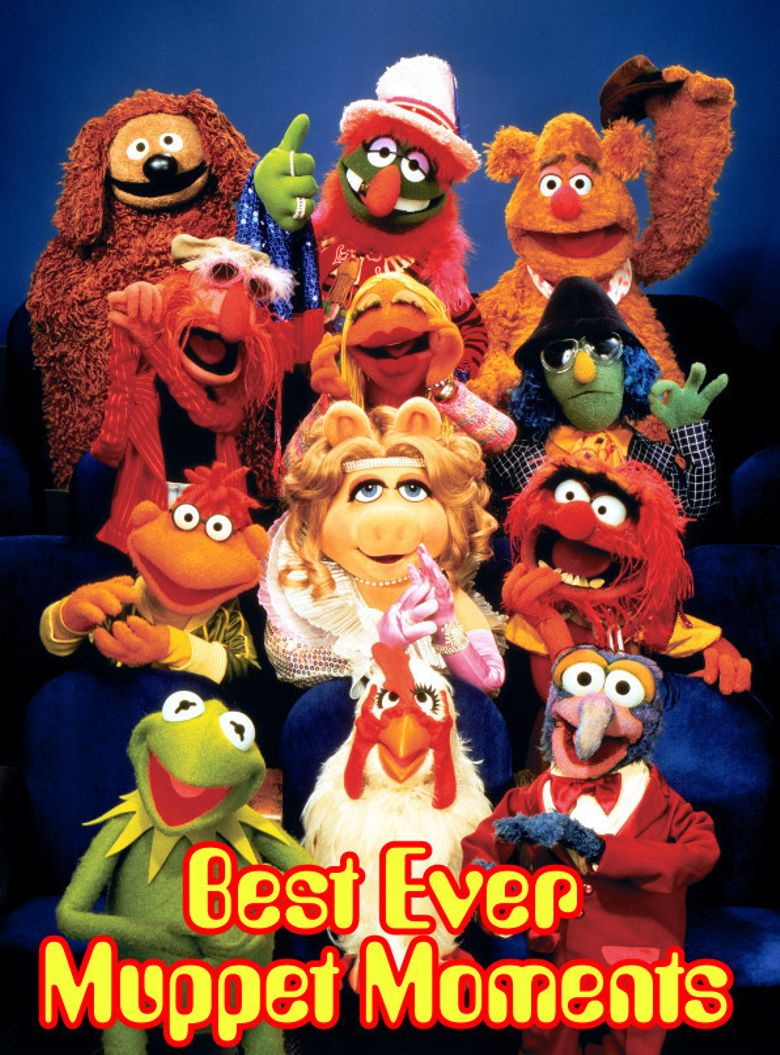 Best Ever Muppet Moments Poster