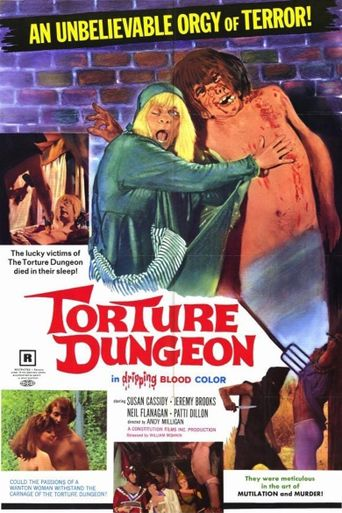 Torture Dungeon Poster