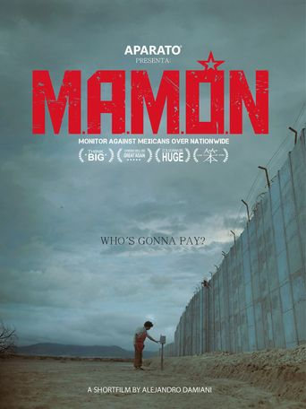 M.A.M.Ó.N.: Monitor Against Mexicans Over Nationwide Poster