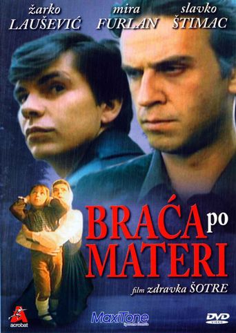 Maternal Half-Brothers Poster