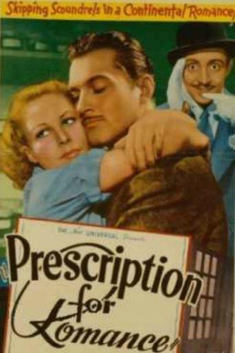 Prescription for Romance Poster