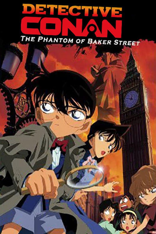 Detective Conan: The Phantom of Baker Street Poster