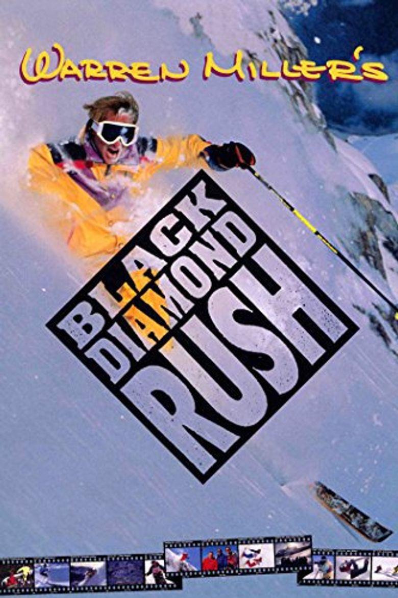Warren Miler's Black Diamond Rush Poster