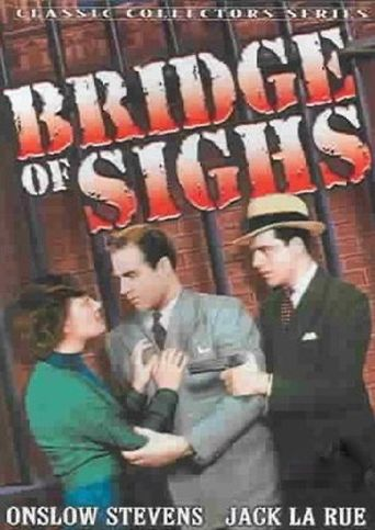 The Bridge of Sighs Poster