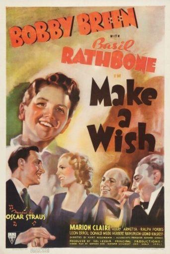 Make a Wish Poster