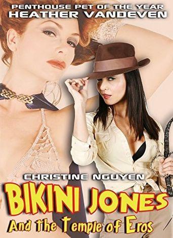 Bikini Jones and the Temple of Eros Poster