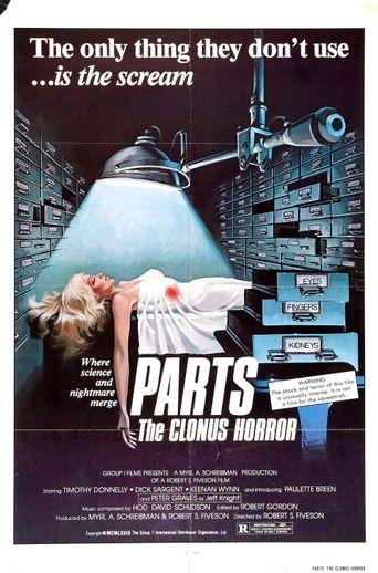 Parts: The Clonus Horror Poster