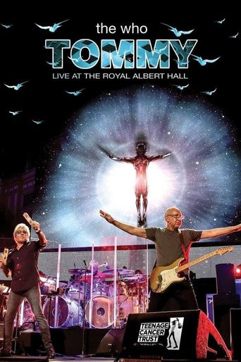 The Who: Tommy - Live at the Royal Albert Hall Poster