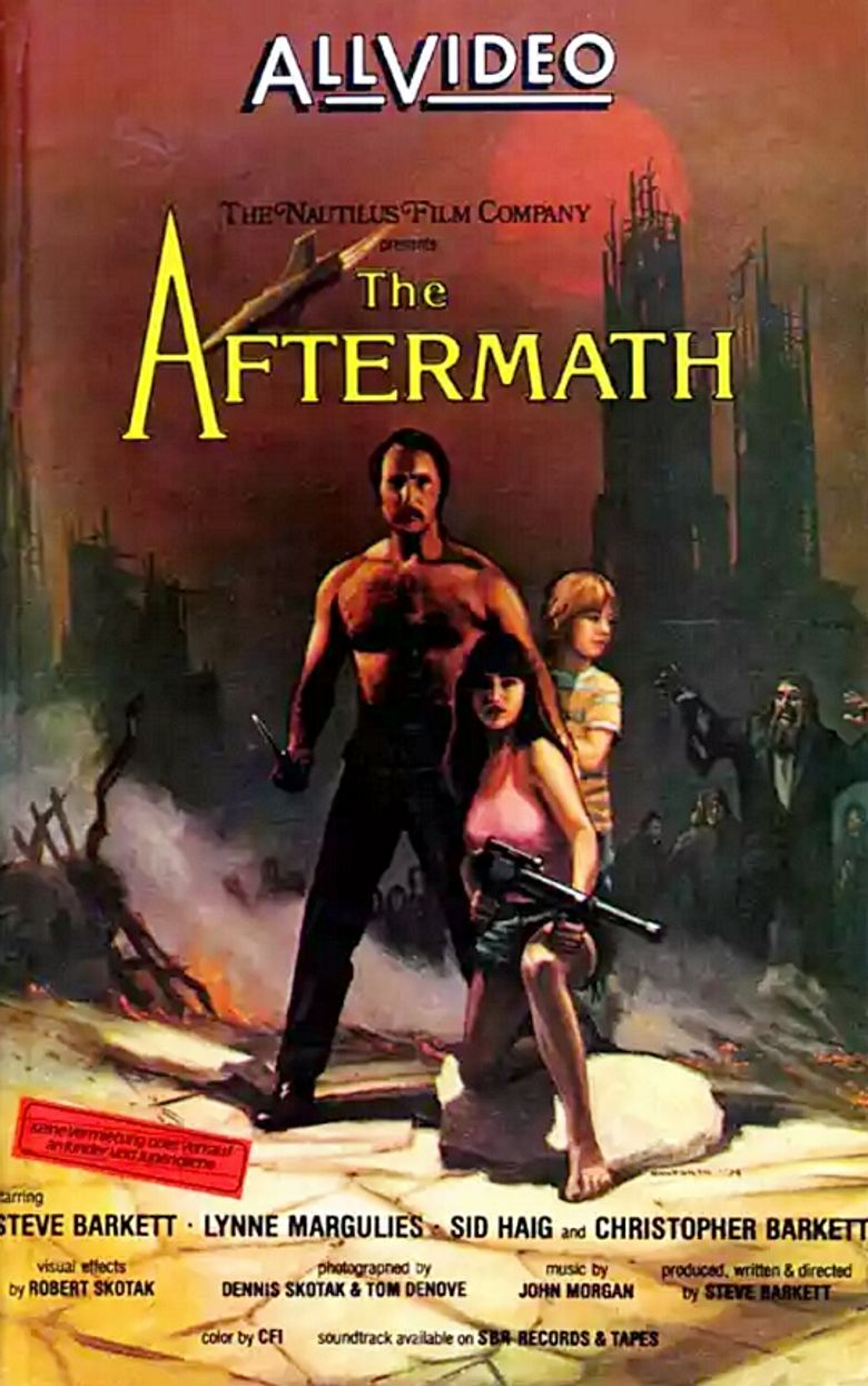 Aftermath Streaming the aftermath (1982) - where to watch it streaming online