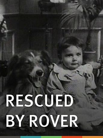 Rescued by Rover Poster