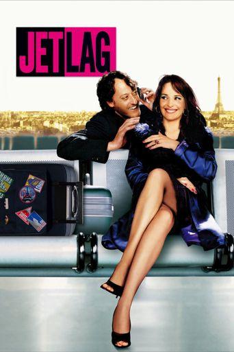 Jet Lag Poster