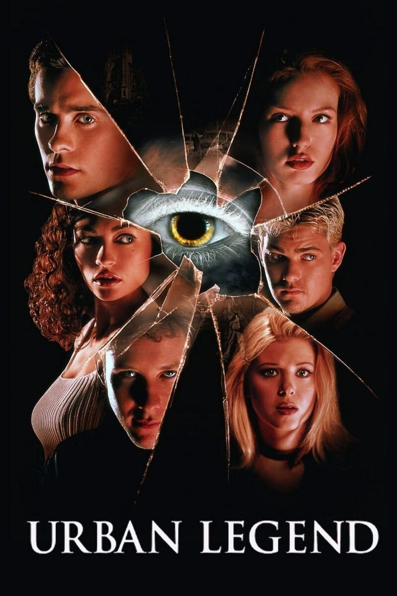 Urban Legend Poster