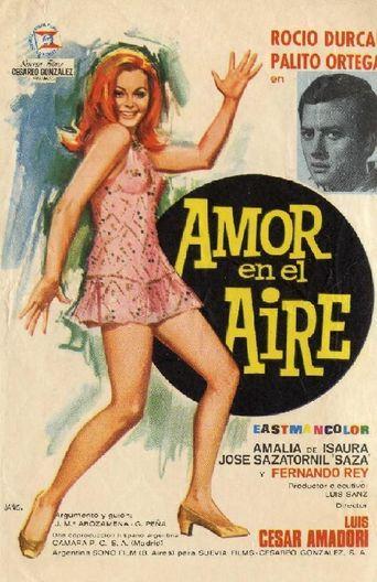 Amor en el aire Poster