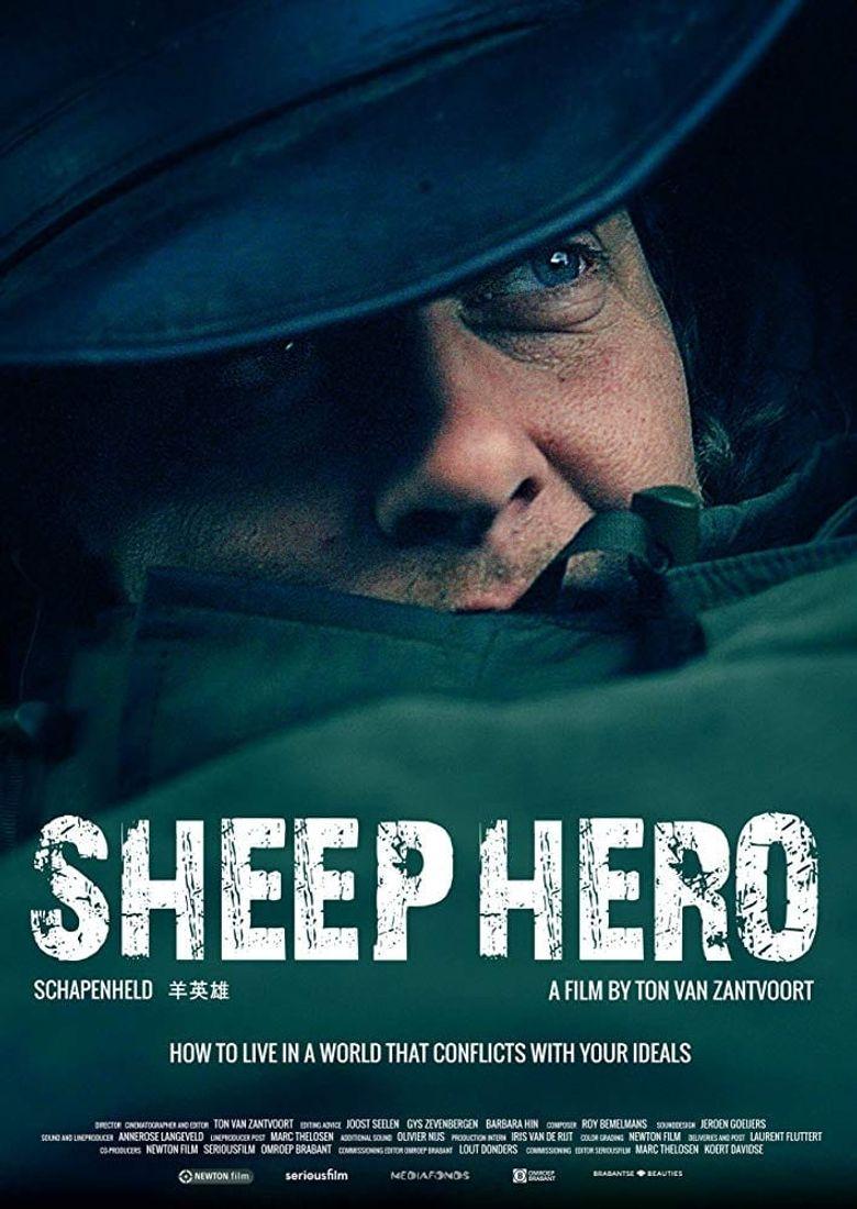 Sheep Hero Poster
