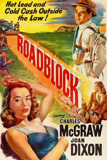 Roadblock Poster