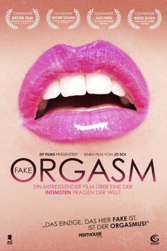 Fake Orgasm Poster