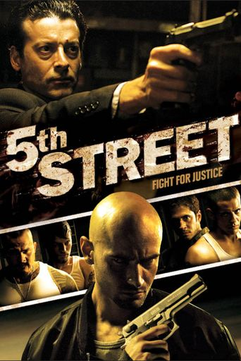 5th Street Poster