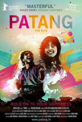 Patang Poster