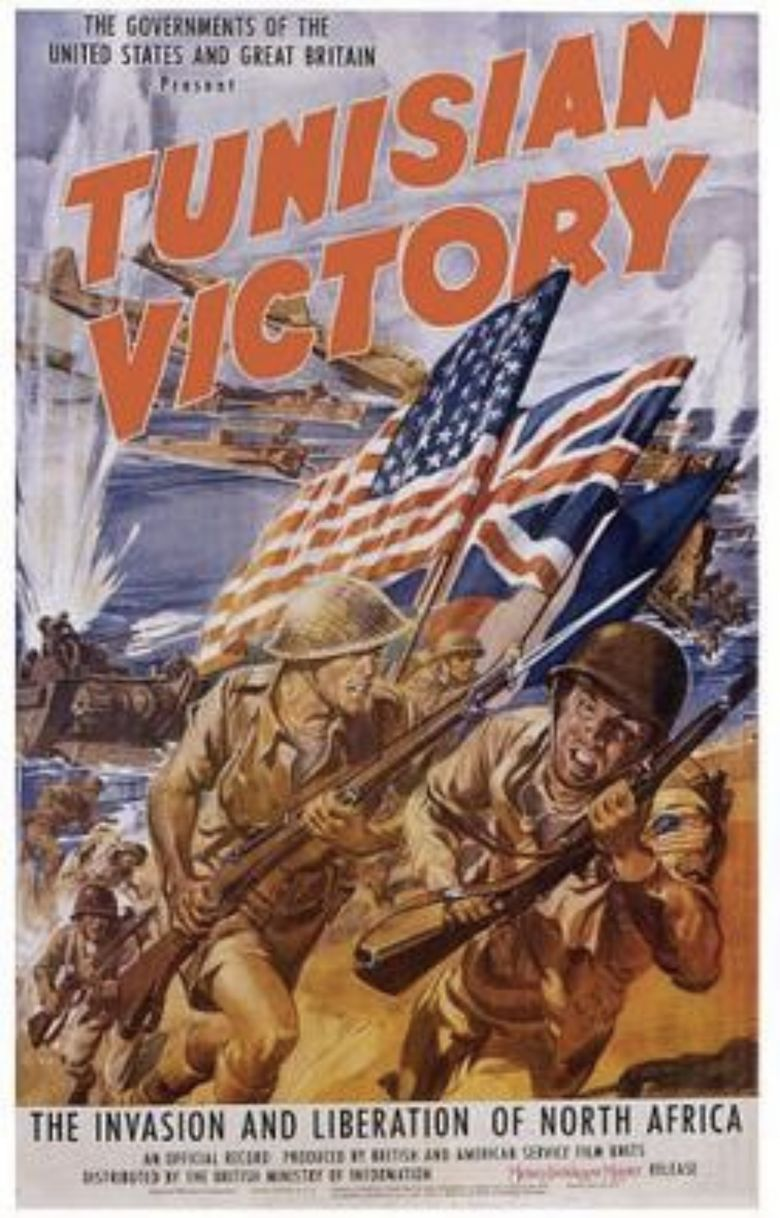 Tunisian Victory Poster