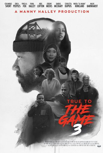 True to the Game 3 Poster