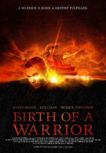 Birth of a Warrior Poster