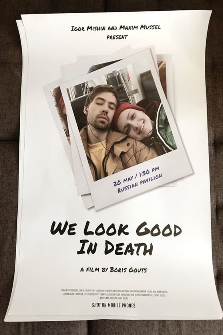 We Look Good In Death Poster