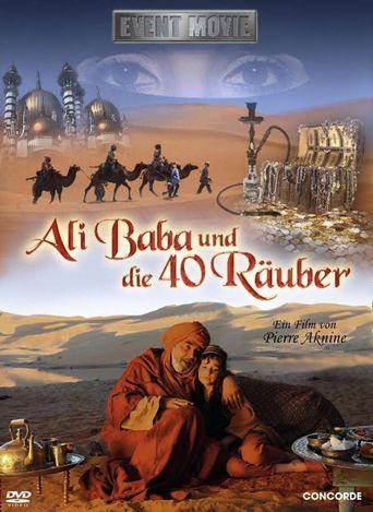 Ali Baba et les 40 Voleurs Poster