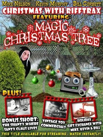Christmas with RiffTrax Featuring Magic Christmas Tree Poster