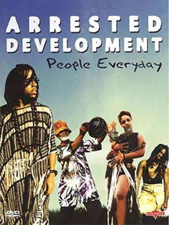 Arrested Development: People Everyday Poster