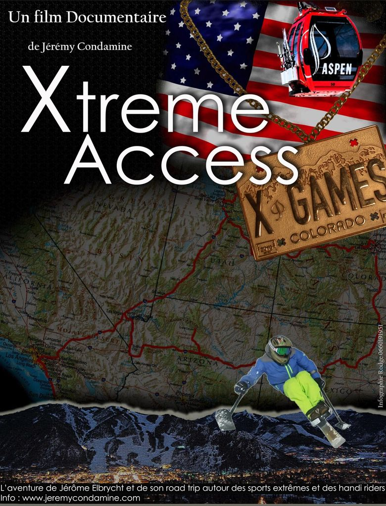 Xtreme Access Poster