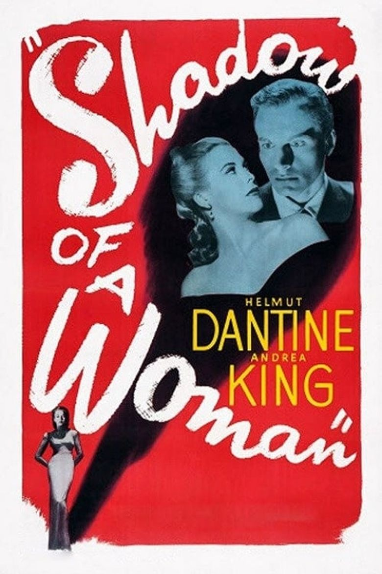 Shadow of a Woman Poster