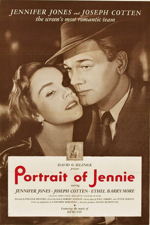 Portrait of Jennie Poster