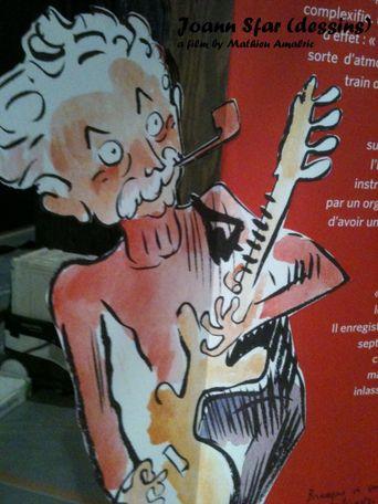 Joann Sfar (drawings) Poster