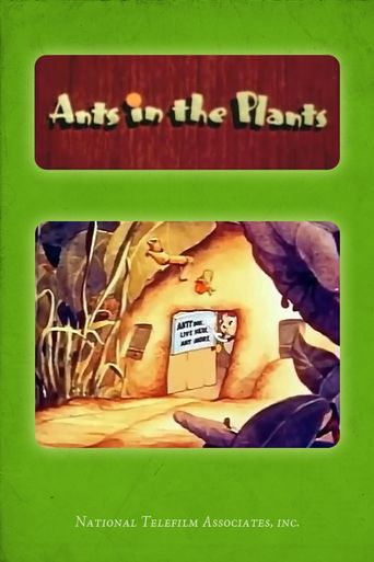 Ants in the Plants Poster
