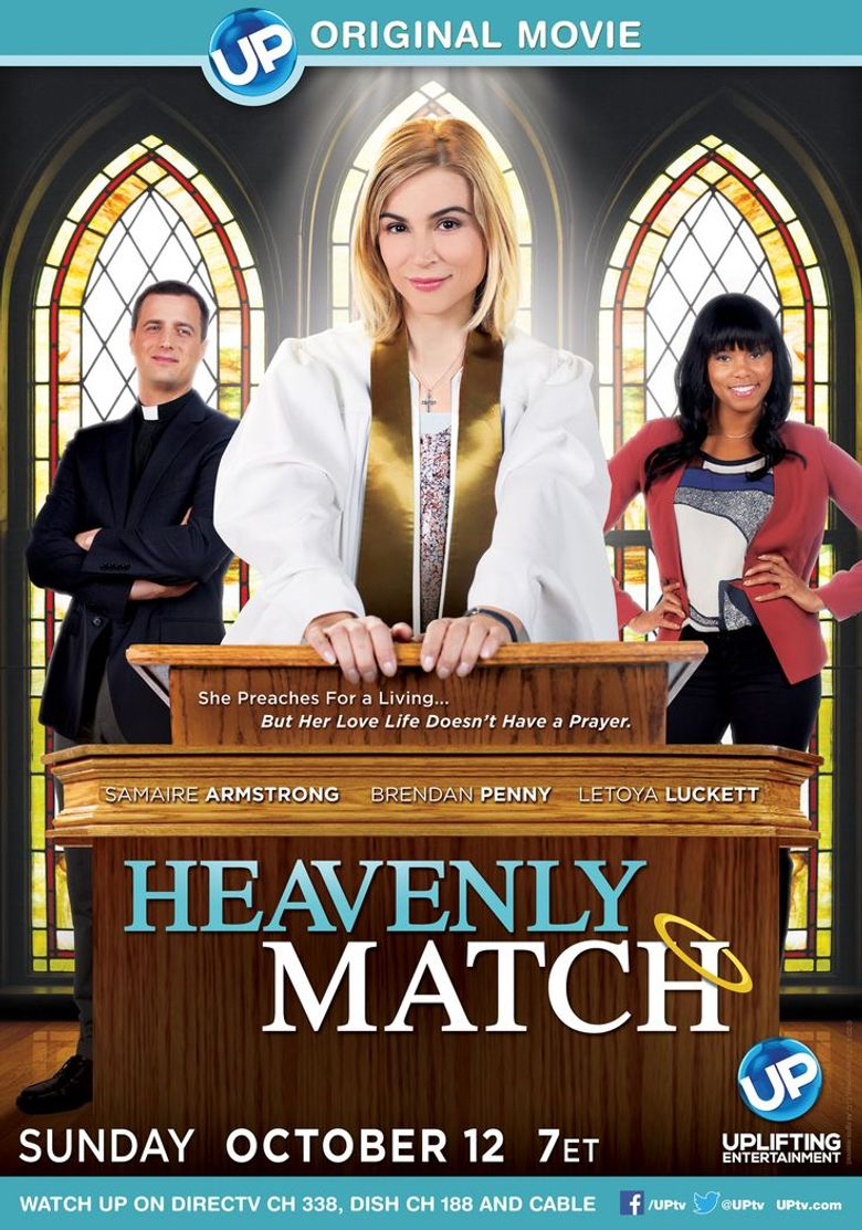 Heavenly Match Poster