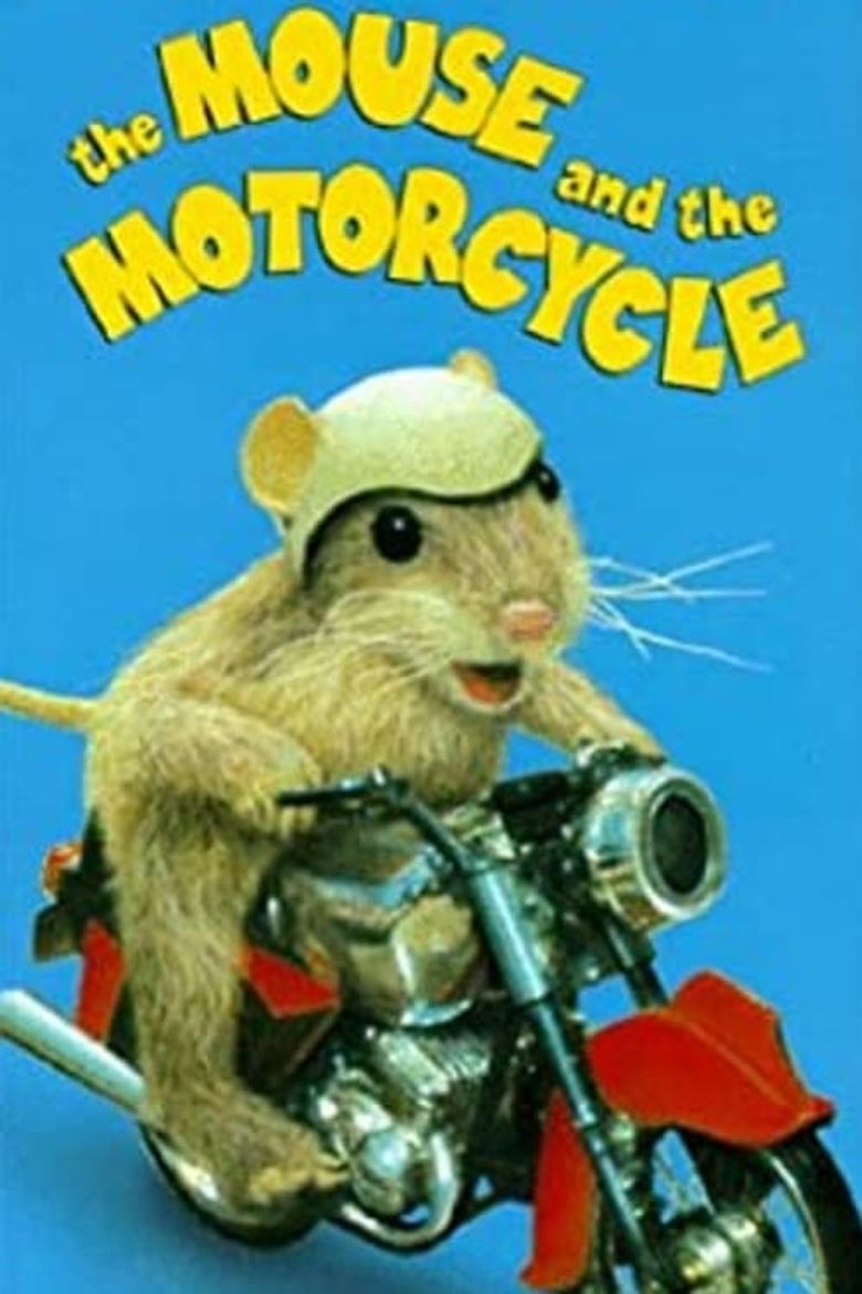 The Mouse and the Motorcycle Poster