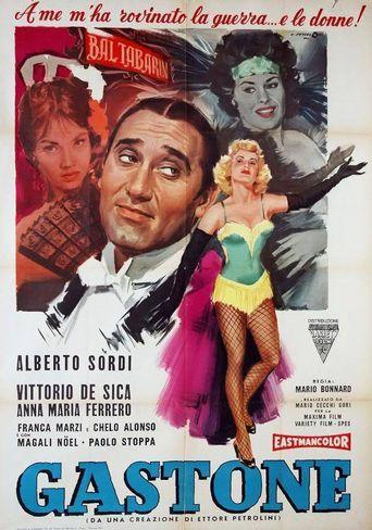 Gastone Poster