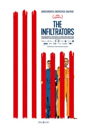The Infiltrators Poster