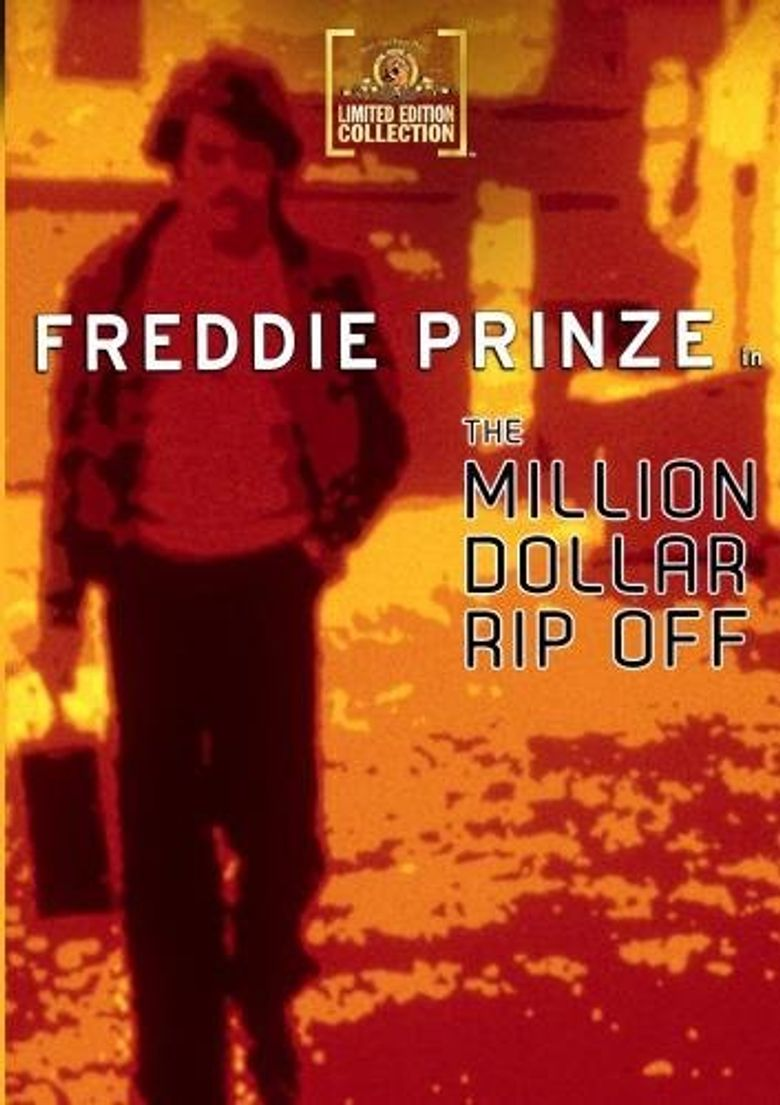 The Million Dollar Rip-Off Poster