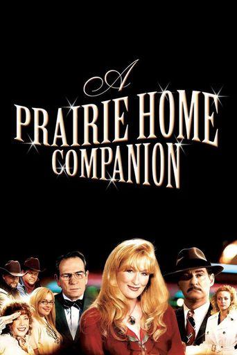A Prairie Home Companion Poster