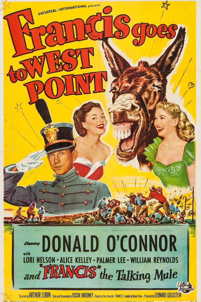Francis Goes to West Point Poster