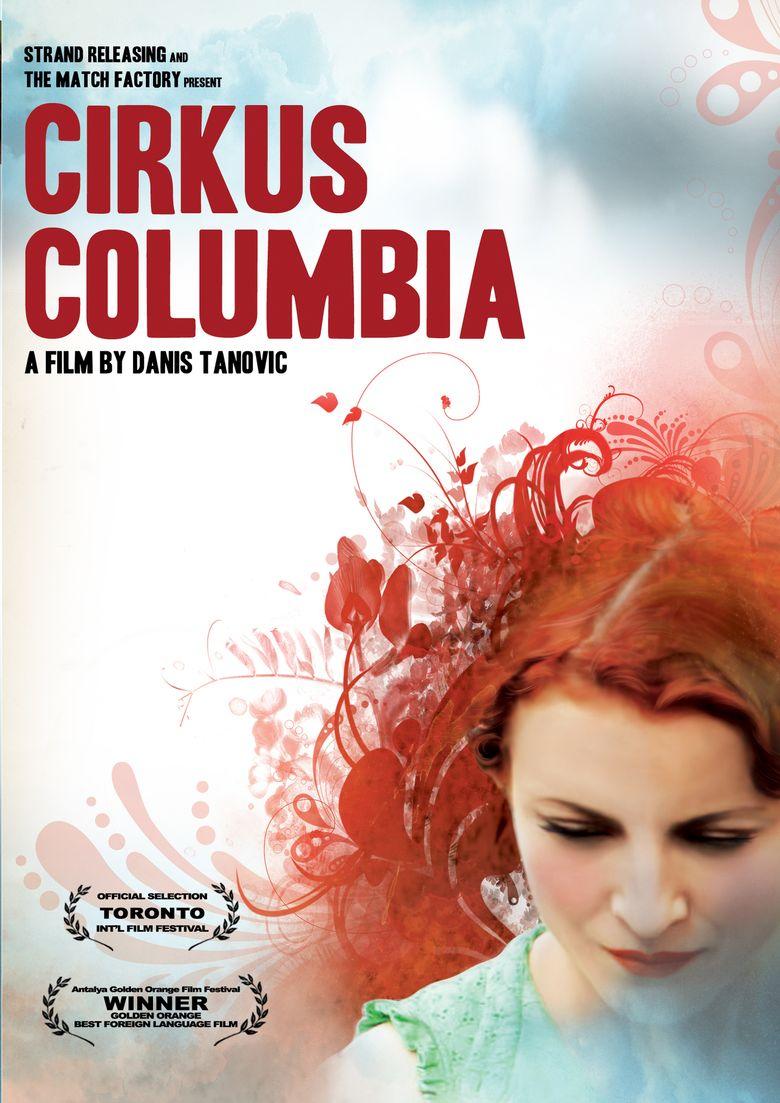 Circus Columbia Poster