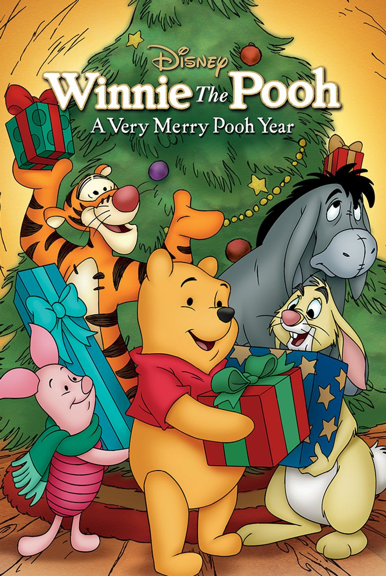 Winnie the Pooh: A Very Merry Pooh Year Poster