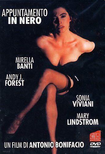 Scandal in Black Poster